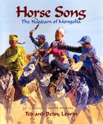 Horse Song By Lewin, Ted/ Lewin, Betsy